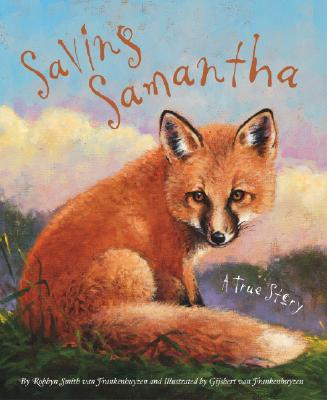 Saving Samantha By Frankenhuyzen, Robbyn Smith Van/ Frankenhuyzen, Gijsbert Van (ILT)