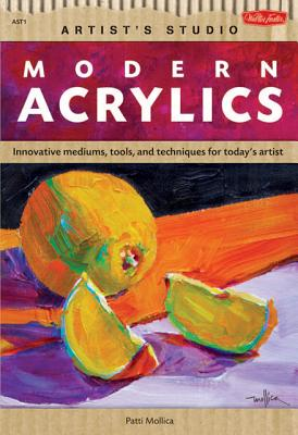 Modern Acrylics By Walter Foster (COR)